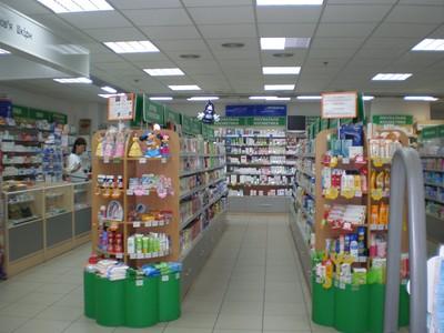 аптеки большой выбор препаратов
