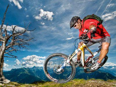 езда на велосипеде полезна