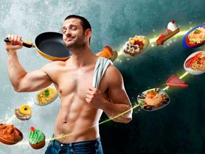 еда для мужской потенции