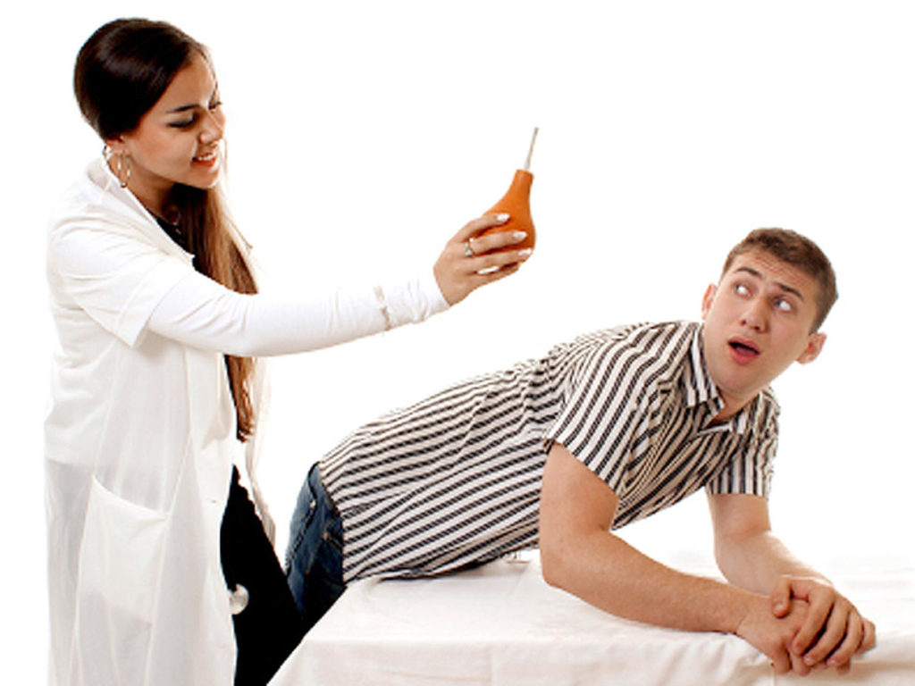 как делать урологический массаж