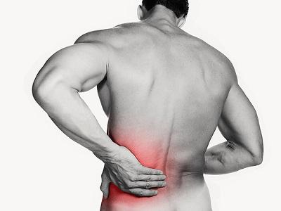поясница болит при воспалении предстательной железы