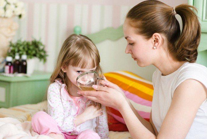 Почему у ребенка и температура и кашель и насморк