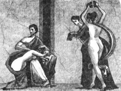 возбуждающие средства в древности