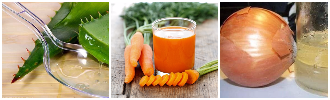 сок алоэ морковки