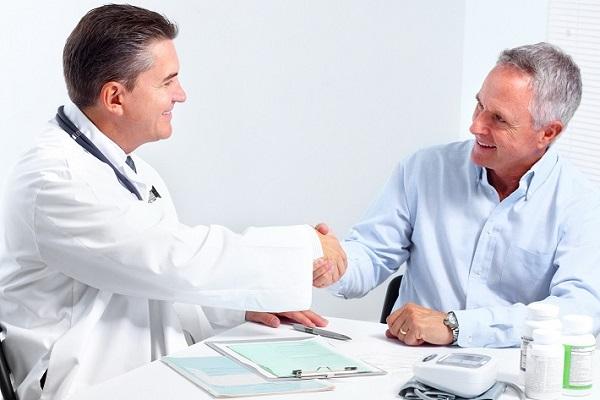 улучшение общего состояния при лечении простатита