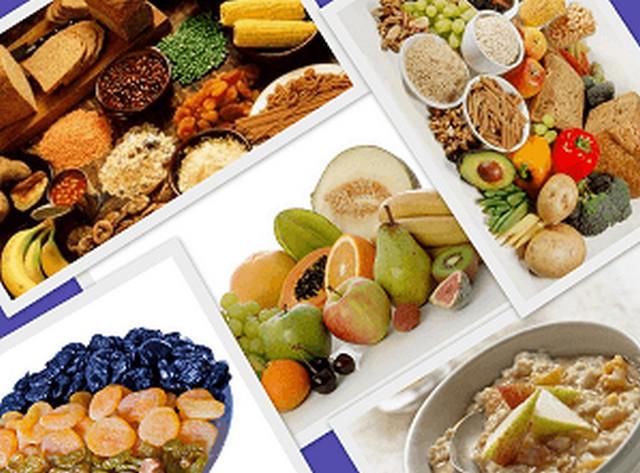 Послабляющая диета при геморрое