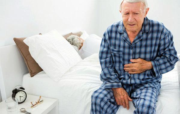 Диета при поносе у пожилых
