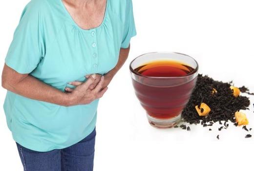 Полезность чайного напитка при поносе
