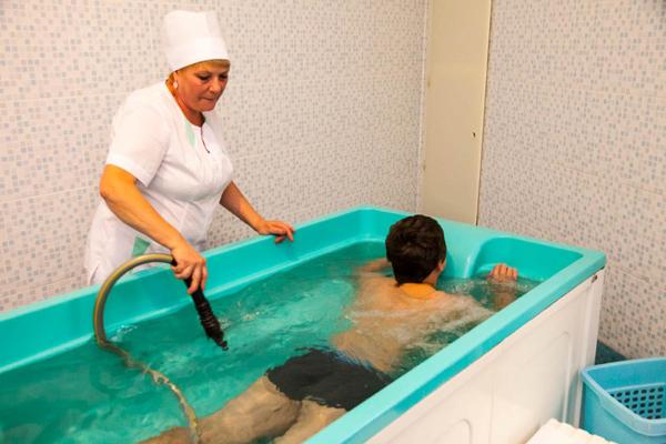 Радоновые ванны при простатите