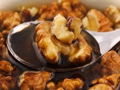 Рецепты из орехов и йогурта
