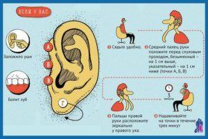 Почему при насморке болит ухо