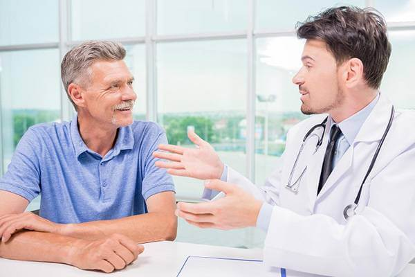 простатит консультация с врачом