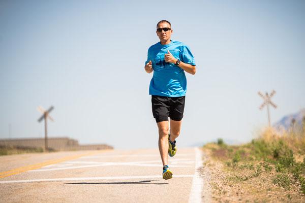 мужчина и бег влияние на здоровье