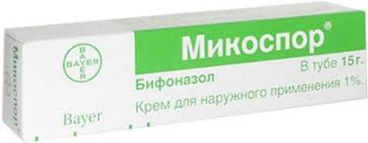 Микоспор крем для наружного применения