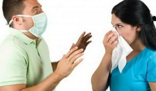 Инфекционные заболевания опасны для окружающих