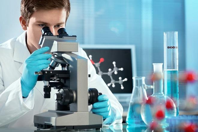 Взгляд на молекулы крови через микроскоп