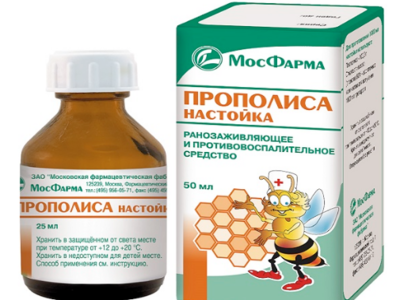продукты пчеловодства при простатите