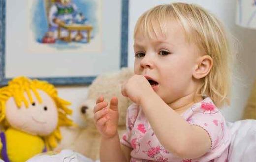 Бактериальная ангина у малышки