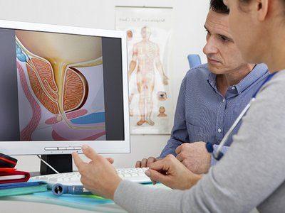 трансректальная мультифокальная биопсия предстательной железы