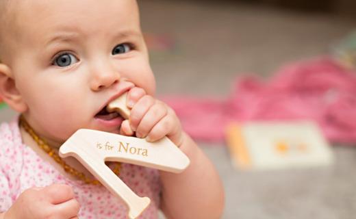Прорезание зубов у малыша