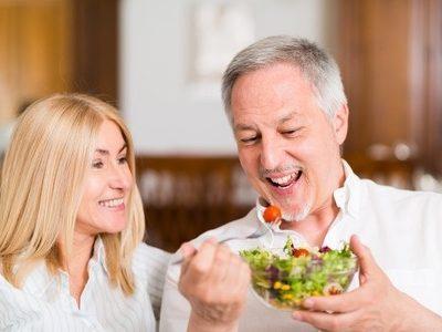 Здоровое питание мужчин после 50