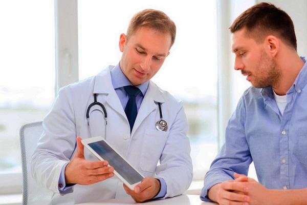 лечение острой формы простатита