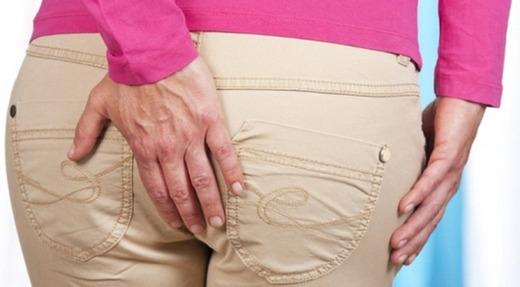 Воспаление геморроидальных узлов и боль в анусе