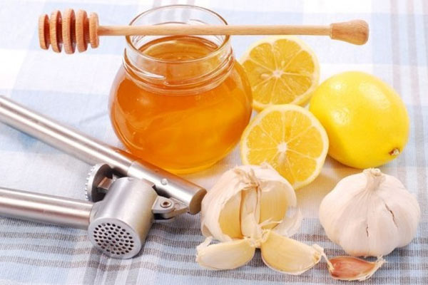 мед и чеснок рецепты