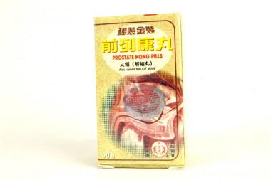 простатил лечение китайскими таблетками Чичунтанг