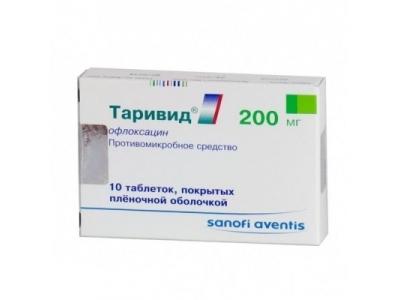 таривид от простатита