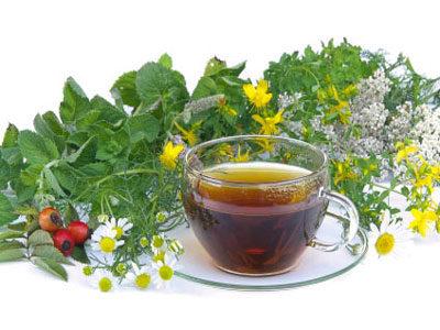 базовый рецепт монастырского чая