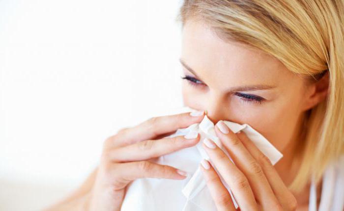 Что делать если при насморке натерла нос