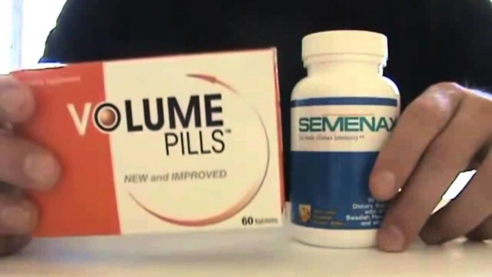 Both the Volume Pills & Semenax Pills work by utilizing herbs and ...