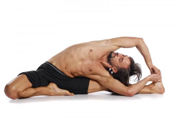 Разогрев всех мышц перед йогой