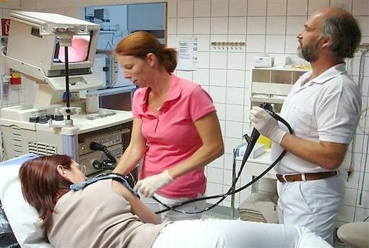 Гастроскопия на практике