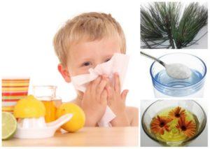 Что означают и как лечить зеленые сопли у ребенка