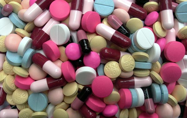 в таблетках