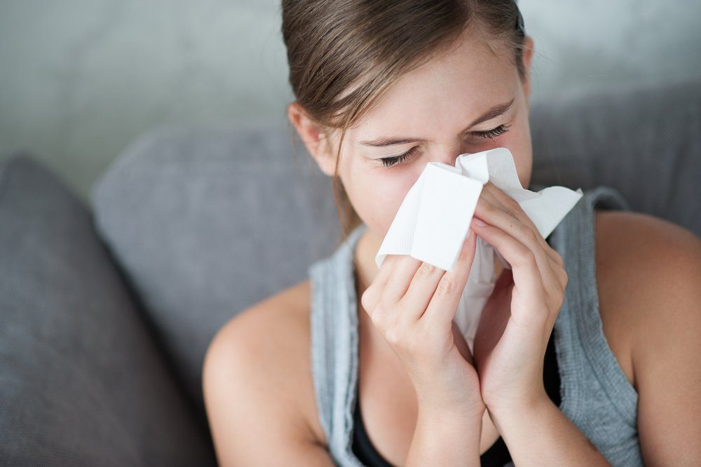 Симптомы и лечение бактериального ринита у ребенка