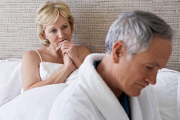 Возрастные изменения репродуктивной системы