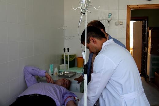 Пациент в больнице