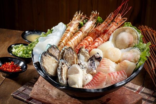 Рецепты из морепродуктов