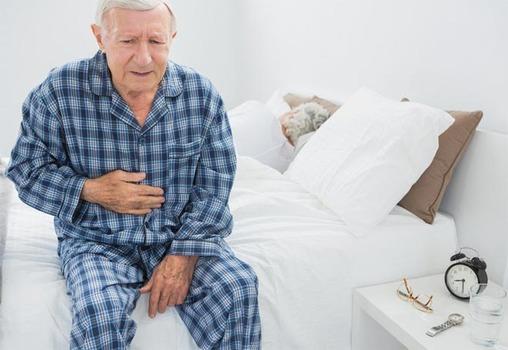 Плохое самочувствие от проблем с желудком