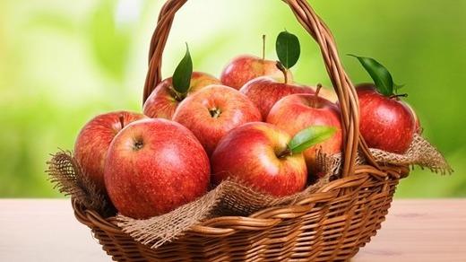 Свежие яблоки для лечения