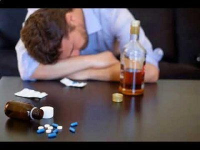 Сочетание с алкоголем