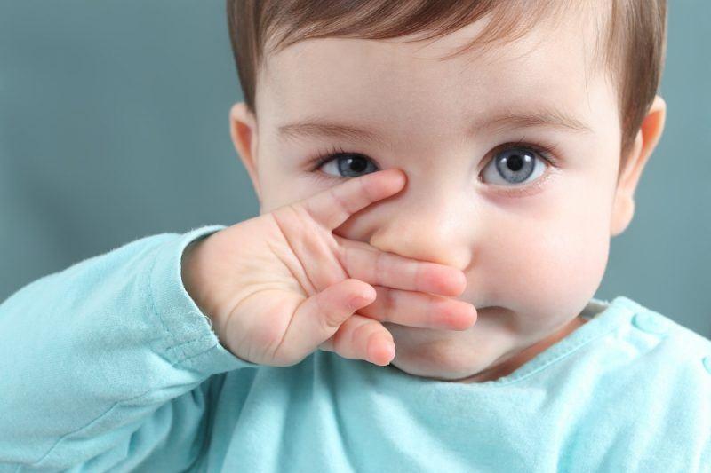 Чем лечить насморк ребенку 1 года