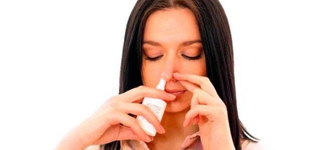 Помогает ли перекись водорода от насморка