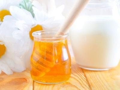 смесь мёда с молоком для профилактики импотенции