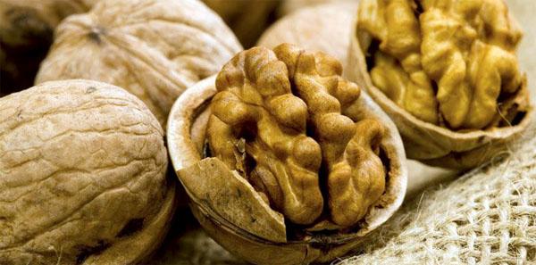 Грецкие орехи при поносе