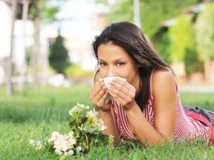 Чем лечить аллергический ринит при беременности