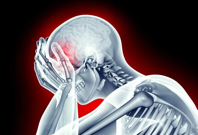Поражение мозга от давления